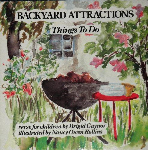 Backyard attractions Things to Do