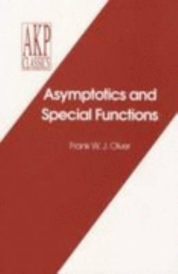 Asymptotics and Special Functions