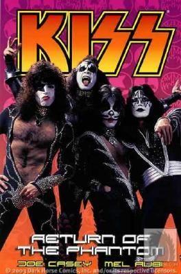 Kiss Return of the Phantom