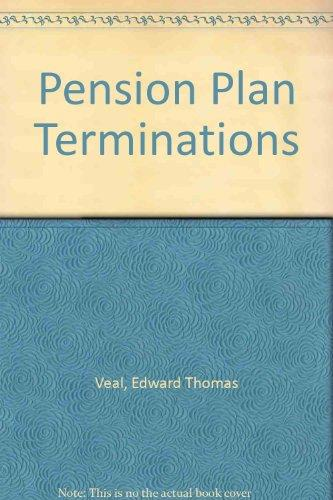 Pension Plan Terminations