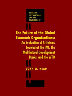 evaluation of wto This article surveys the work done by the committee on trade and environment (cte) in the world trade organization (wto) and evaluates its success in fulfilling.