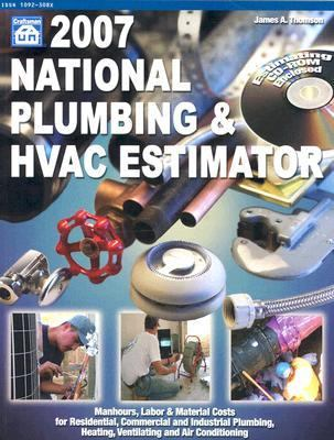 2007 national plumbing hvac estimator rent 9781572181809 157218180x