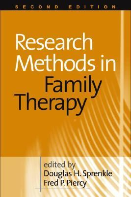 Research Methods in Family Therapy 2nd Edition | Rent ...