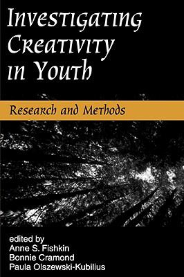 Investigating Creativity in Youth Research and Methods