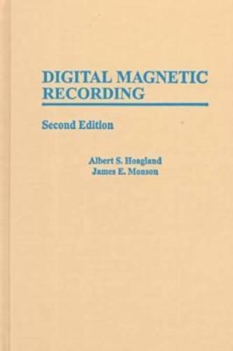 Digital Magnetic Recording
