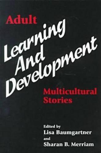 Adult Learning and Development: Multicultural Stories