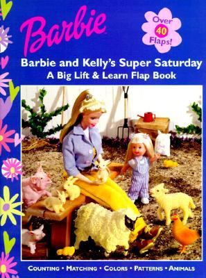 Barbie and Kelly's Super Saturday - Reader's Digest - Board Book - BOARD