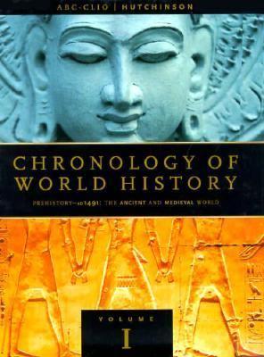 Chronology of World History: The Modern World (4 Volumes)