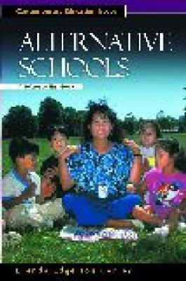 Alternative Schools A Reference Handbook