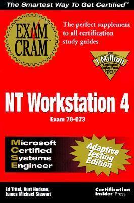 MCSE NT Workstation 4 Exam Cram Adaptive Testing Edition