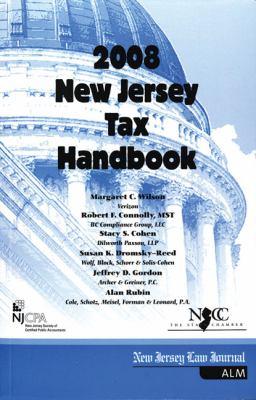 2008 New Jersey Tax Handbook