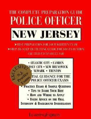 Police Officer Exam, New Jersey