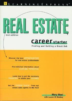 Real Estate Career Starter