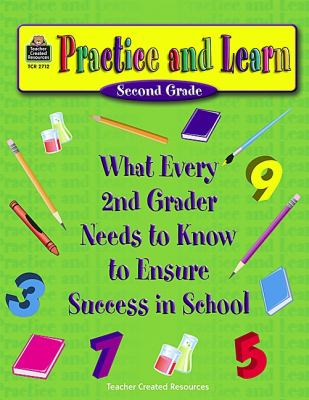 Practice & Learn 2nd Grade