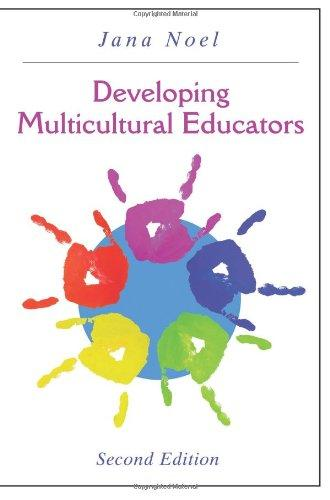 Developing Multicultural Educators