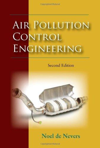 air pollution control engineering noel de nevers solution manual