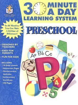 30 Minutes a Day Preschool