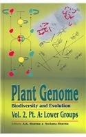Plant Genome: Biodiversity and Evolution, Vol. 2, Part A: Lower Groups