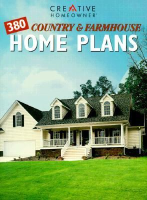 380 Country & Farmhouse Home Plans