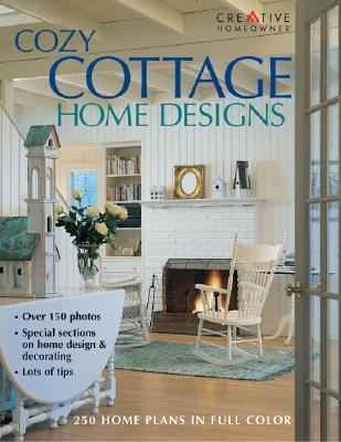 Cozy Cottage Home Plans