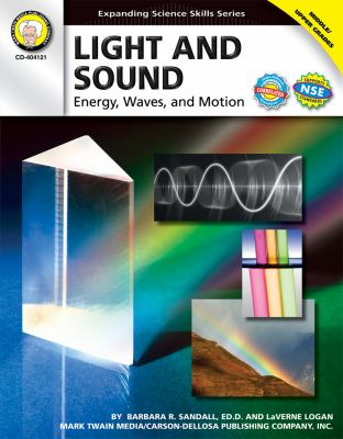 Light and Sound (Expanding Science Skills Series)