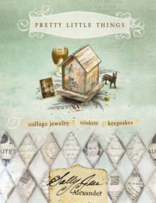 Pretty Little Things Collage Jewelry, Trinkets, Keepsakes