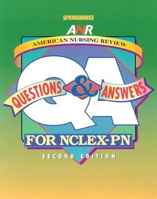 American Nursing Review Questions & Answers for Nclexpn