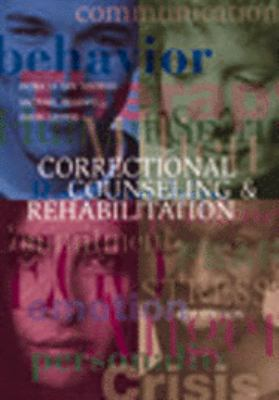 Correctional Counseling & Rehabilitation