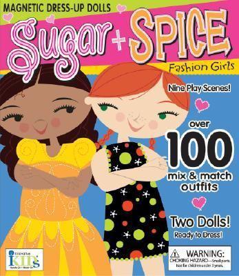Sugar And Spice Fashion Girls