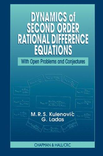 Dynamics of Second Order Rational Difference Equations: With Open Problems and Conjectures