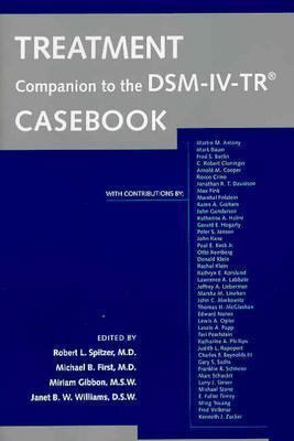 Treatment Companion To The Dsm-iv-tr Casebook