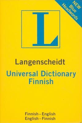 Finnish Universal Dictionary