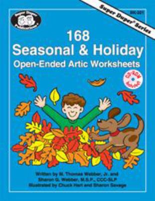 168 Seasonal and Holiday Open-Ended Artic Worksheets