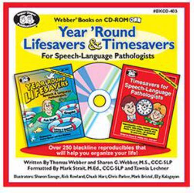 Year 'Round Lifesavers for Speech and Language Pathologists