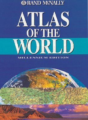 Rand Mcnally Atlas of World-millennium