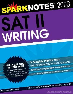 sat writing sparknotes Sat writing by sparknotes, 9781411470637, available at book depository with free delivery worldwide.