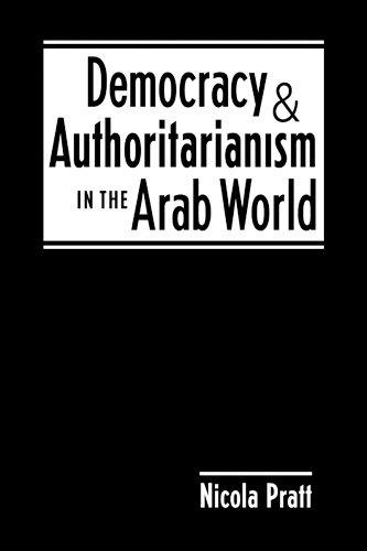 Democracy And Authoritarianism in the Arab World