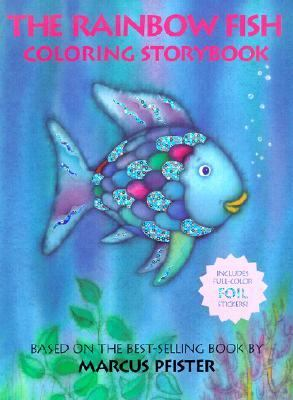 Rainbow Fish Coloring Storybook