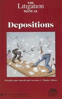 Litigation Manual Depositions