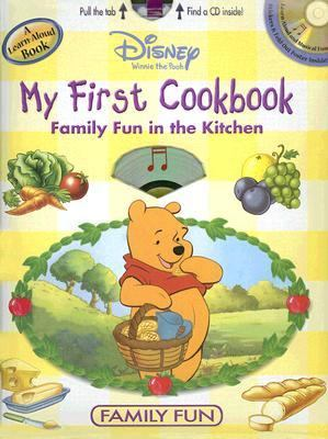 My First Cookbook: Family Fun in the Kitchen - Laura Gates Gates Galvin - Hardcover