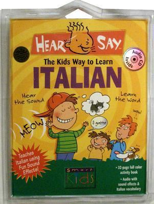 how to say the book in italian