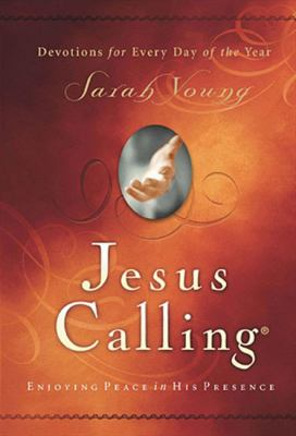 Jesus Calling Enjoying Peace In His Presence-Devotions For Every Day Of The Year
