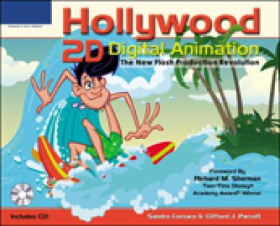 Hollywood 2d Digital Animation The New Flash Production border=