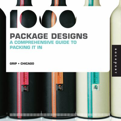 1,000 Package Designs (mini) : A Comprehensive Guide to Packing It In
