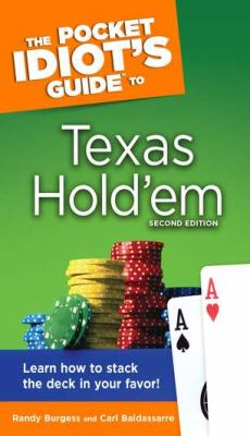 Pocket Idiot's Guide to Texas Hold'em