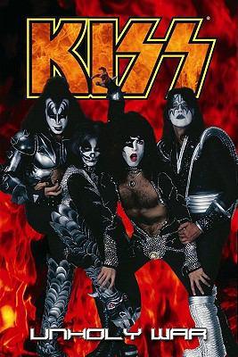 Kiss Unholy War