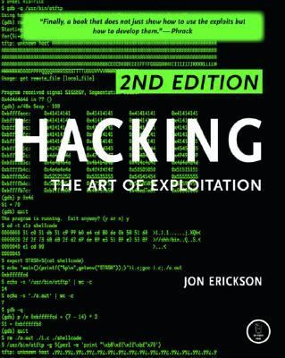 Hacking The Art of Exploitation 2nd Edition Book