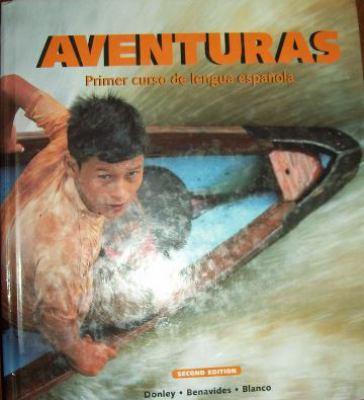 Aventuras - Donley - Hardcover