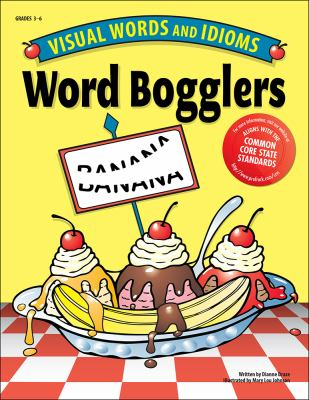 Word Bogglers Visual Words And Idioms