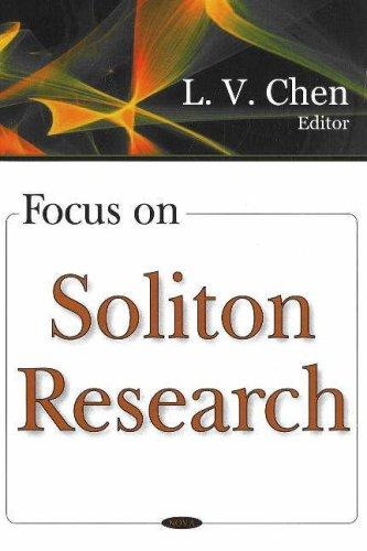 Focus on Soliton Research